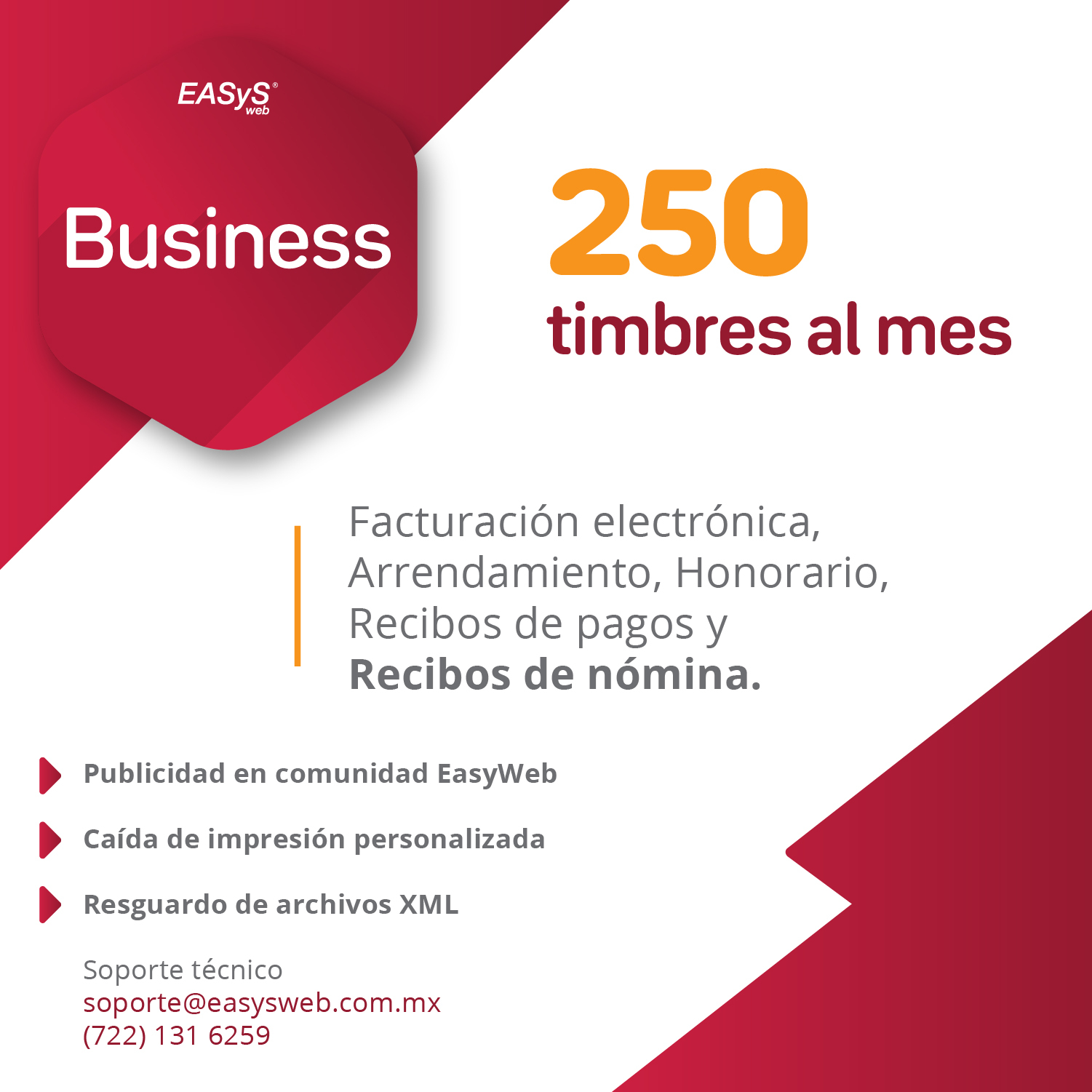 Paquetes_EasysWeb-business